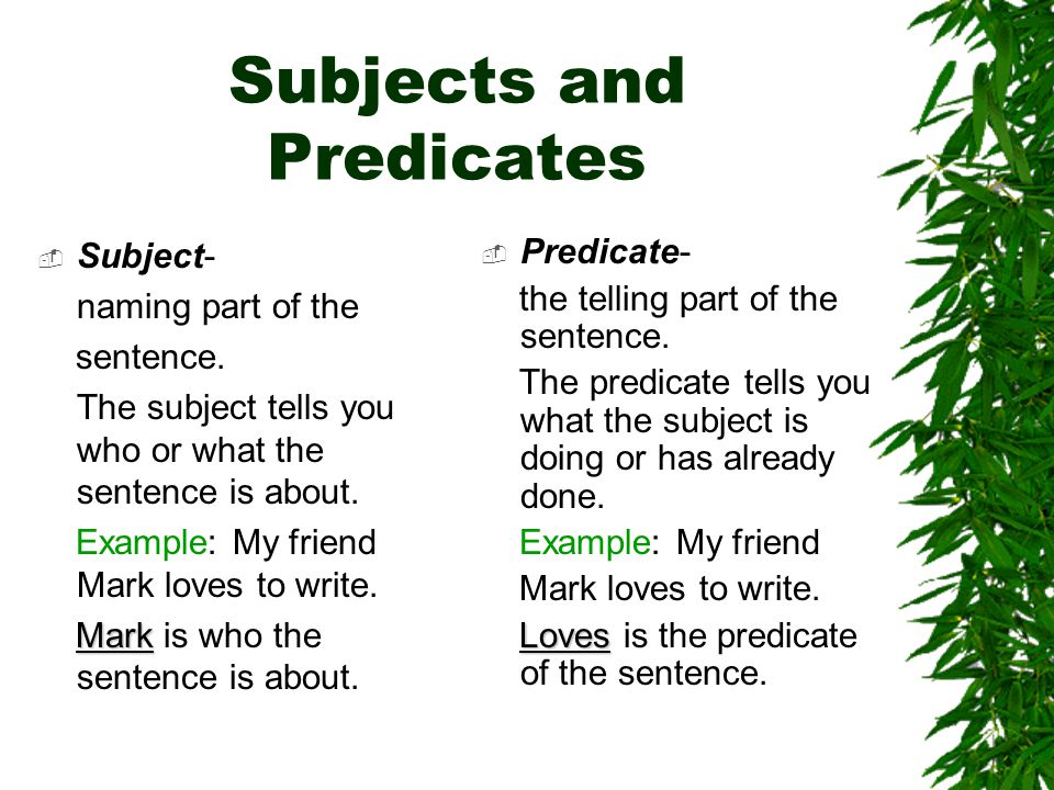 Sentences unit chapter one ppt download for Sentence of floor