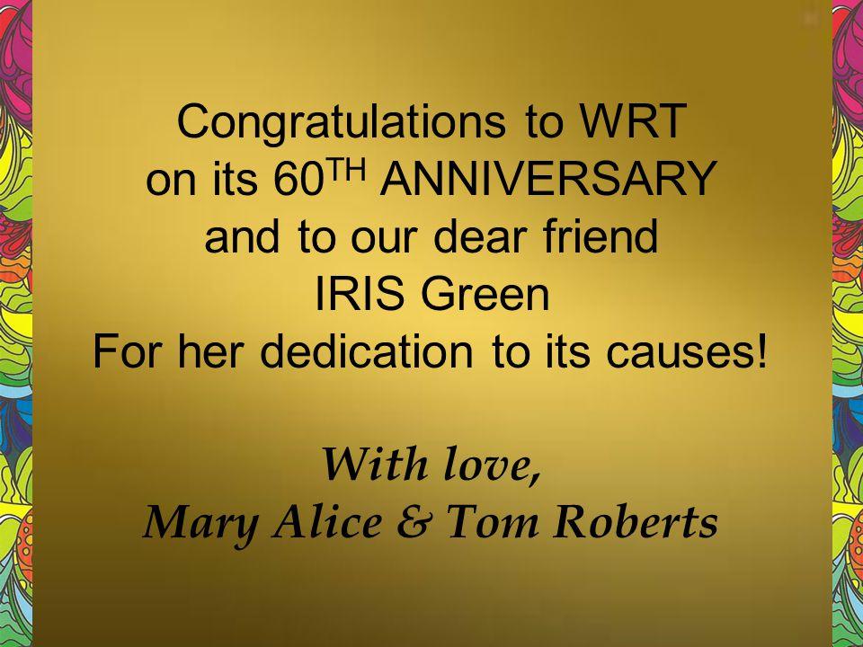 Mary Alice & Tom Roberts