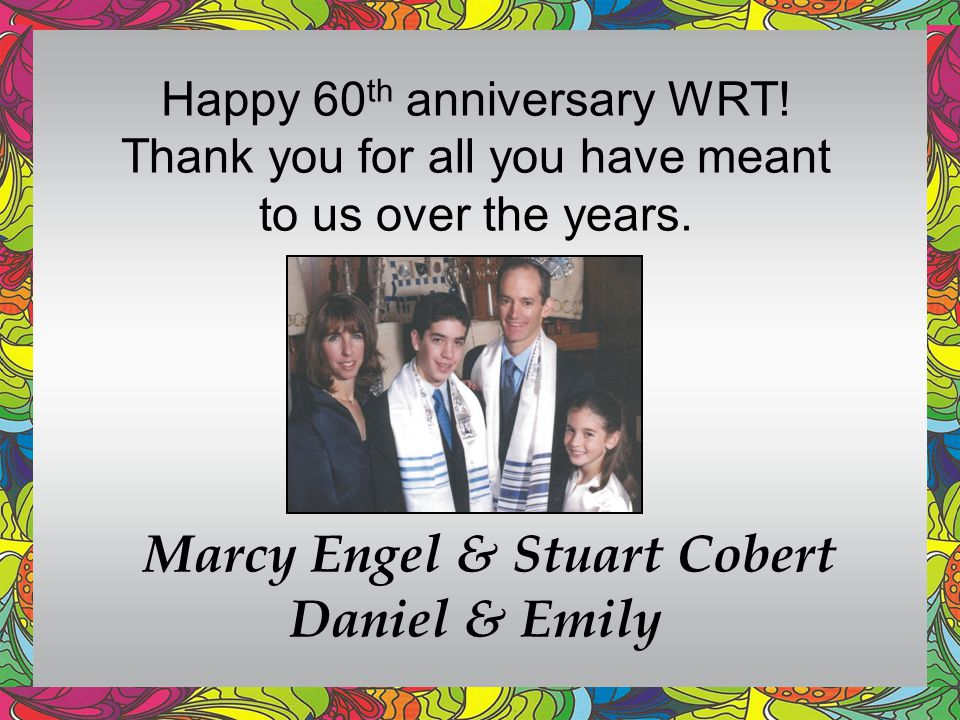 Marcy Engel & Stuart Cobert