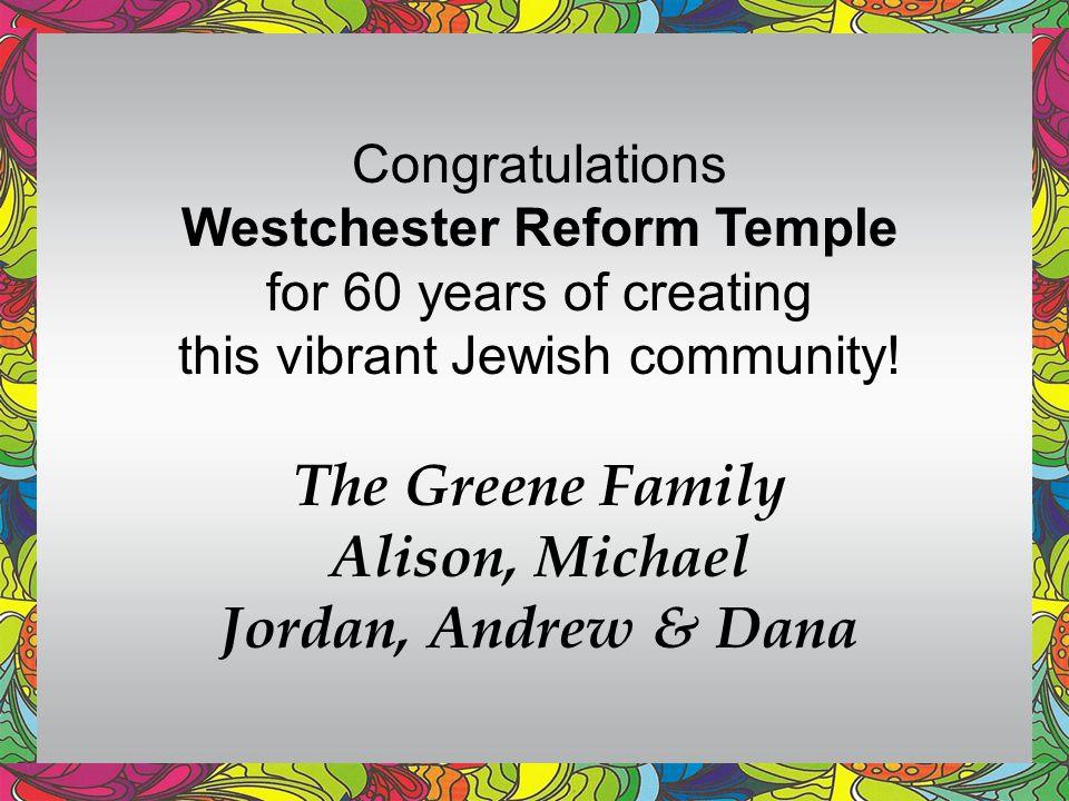 Westchester Reform Temple