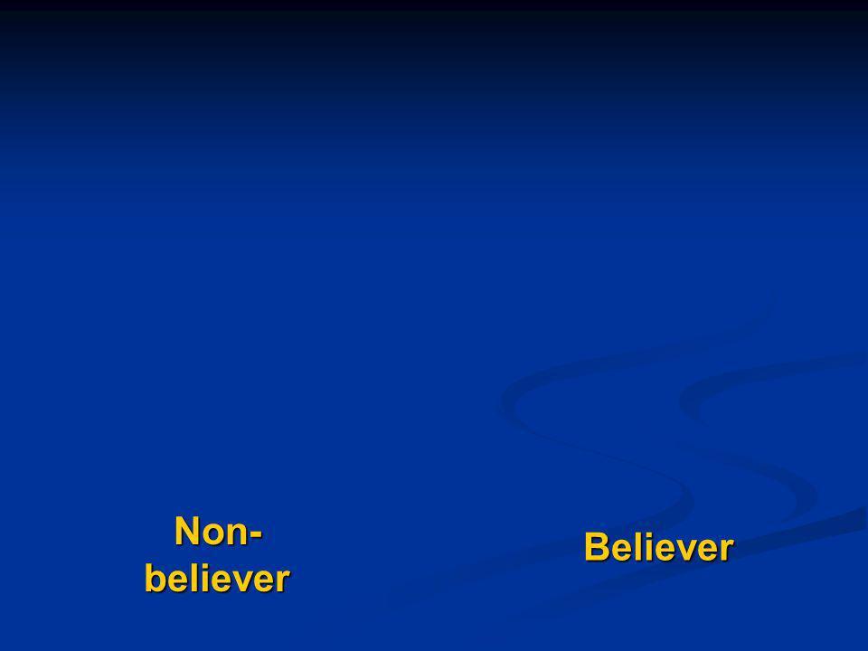 Believer Non-believer