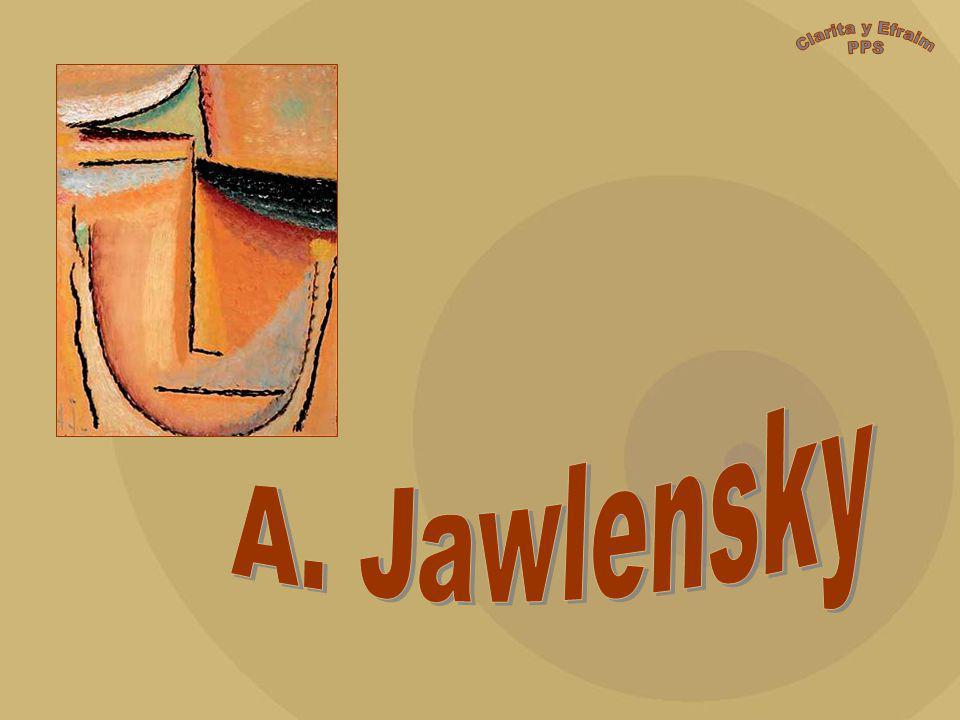 Clarita y Efraim PPS A. Jawlensky