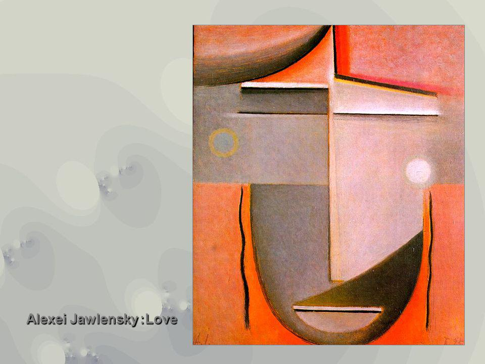 Alexei Jawlensky: Love