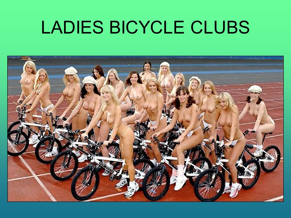 LADIES BICYCLE CLUBS