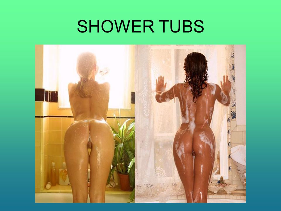 SHOWER TUBS