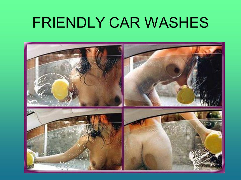 FRIENDLY CAR WASHES