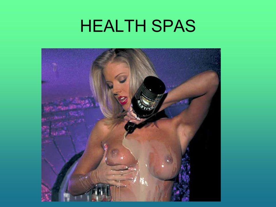 HEALTH SPAS