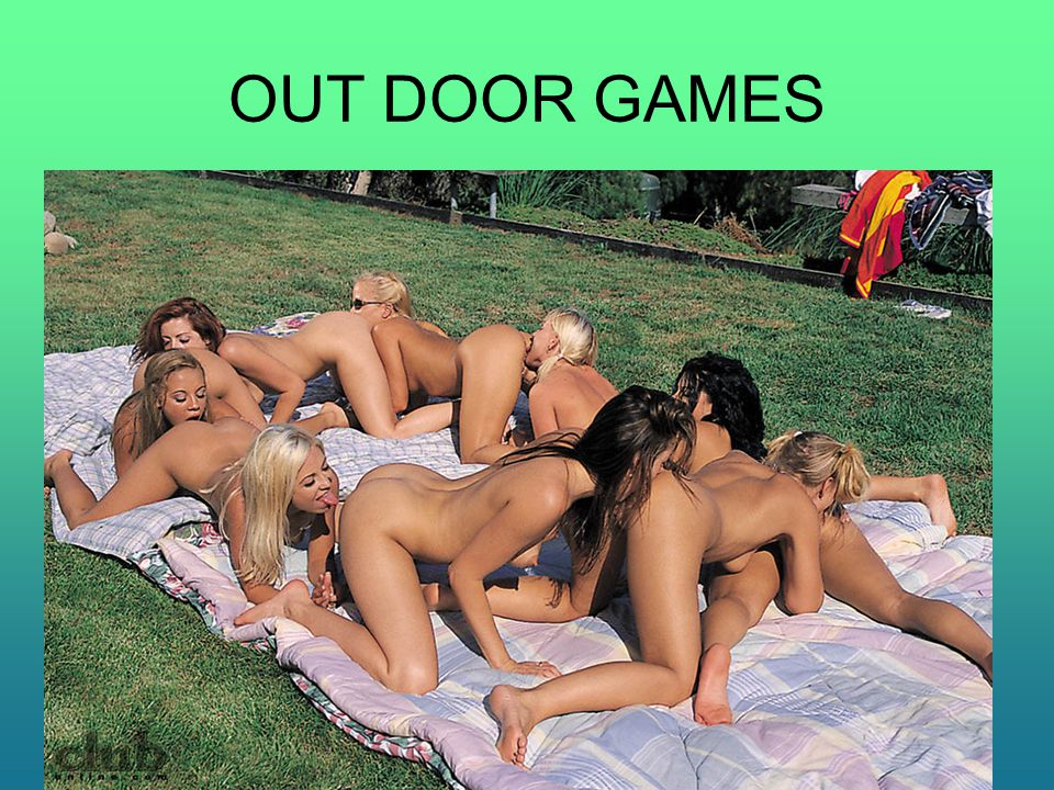 OUT DOOR GAMES