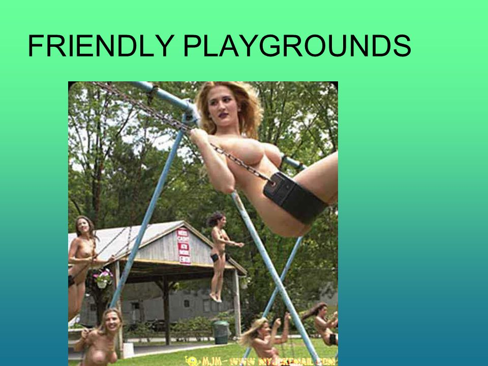 FRIENDLY PLAYGROUNDS
