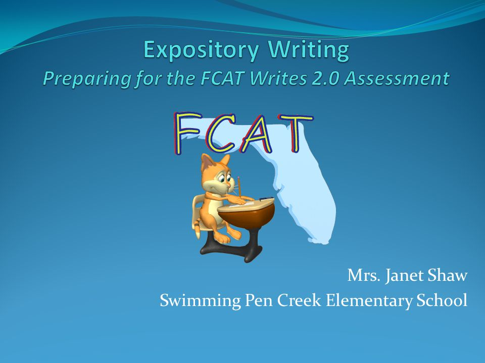 fcat writes prompts Words commonly used in the fcat writing prompts understanding these words will help you identify your purpose for writing.