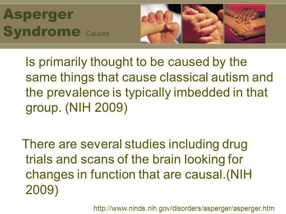Asperger Syndrome Causes