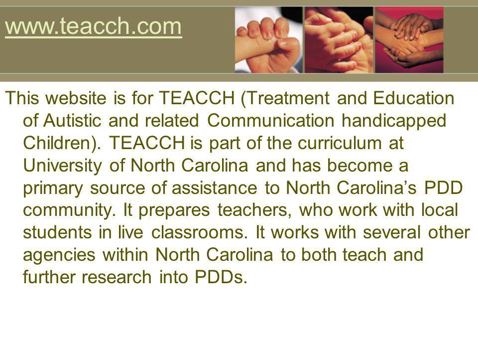 www.teacch.com
