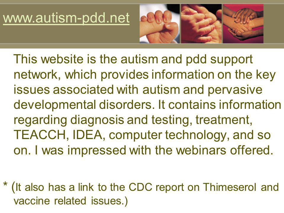 www.autism-pdd.net