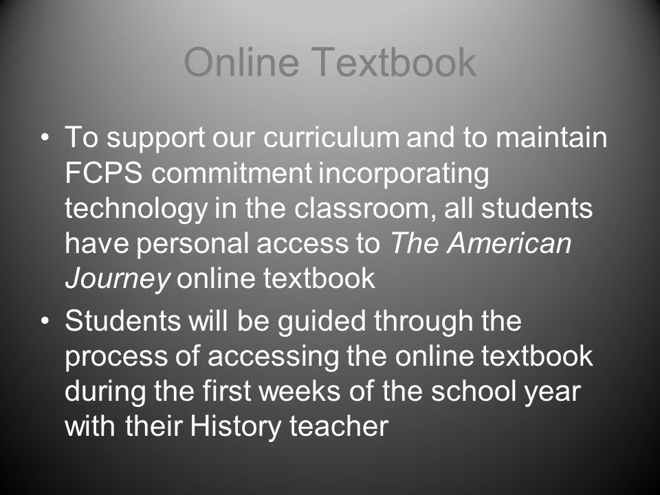 Online Textbook