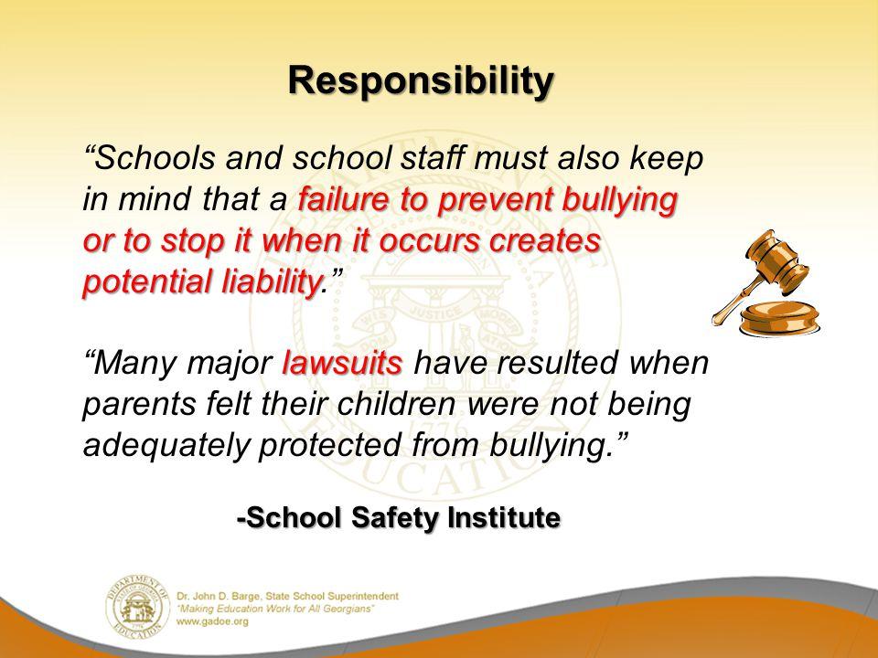 -School Safety Institute