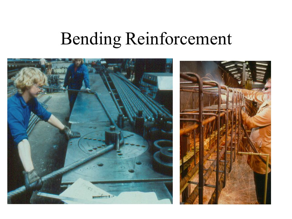 Bending Reinforcement