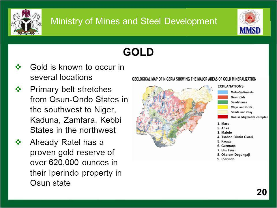 GOLD PROJECTS State. Location. Mineralization. Grade. Zamfara. Maru.