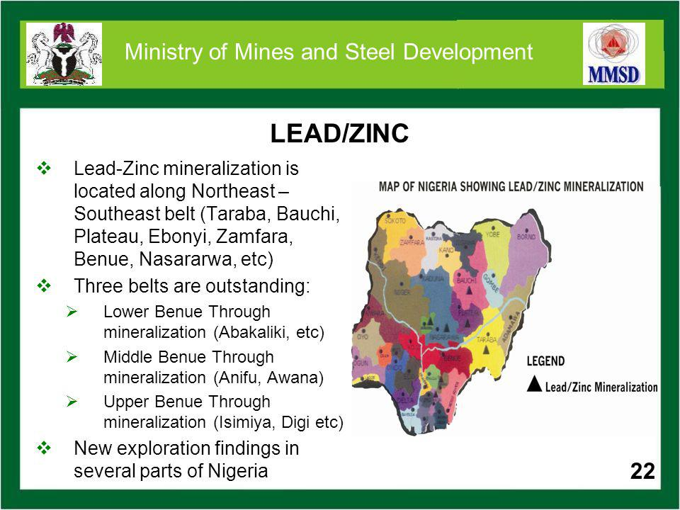 TAR SAND Huge reserves of oil sands in Nigeria (Ondo, Ogun, Lagos, Edo, etc)