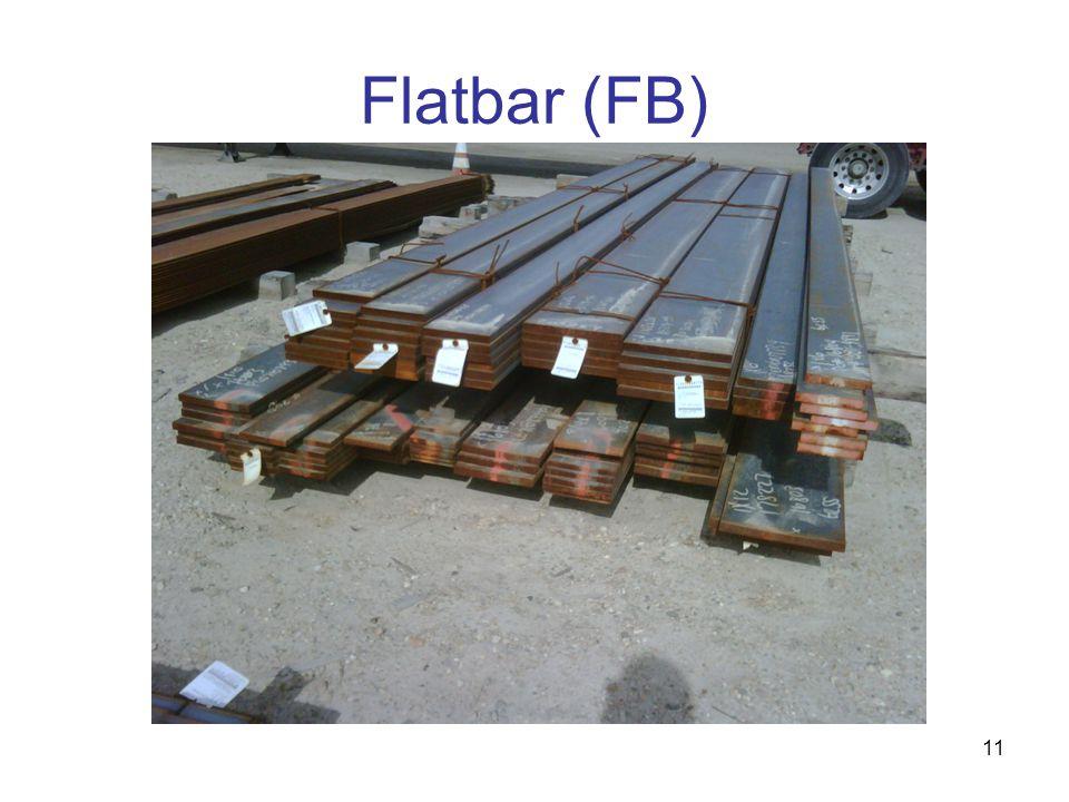 Flatbar (FB)