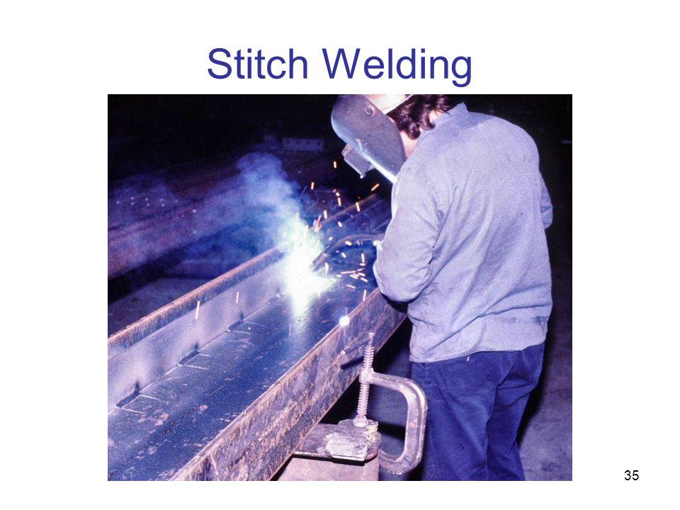 Stitch Welding