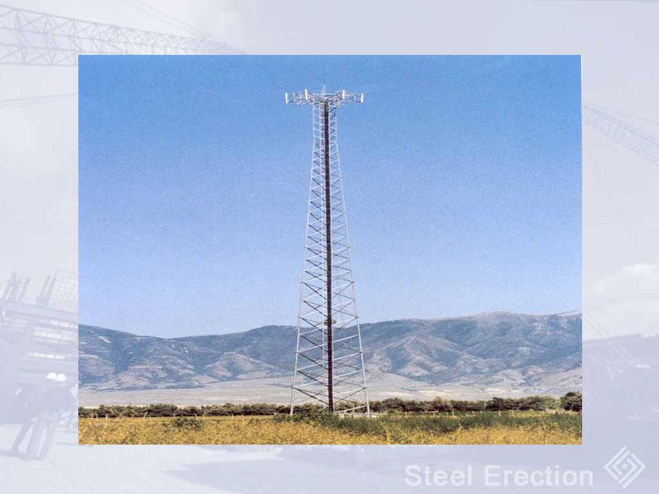 Communication towers are not covered by subpart R