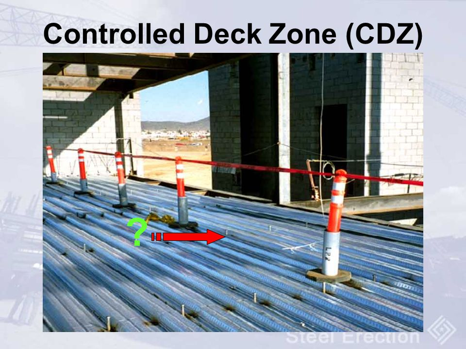 Controlled Deck Zone (CDZ)