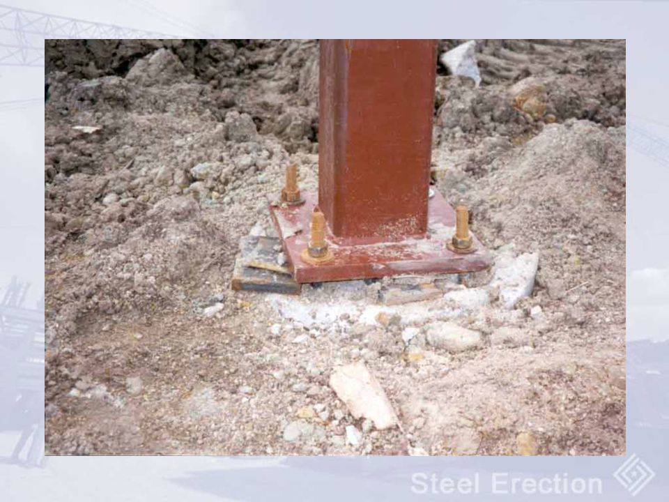 Look for cracked footings (see next slide)