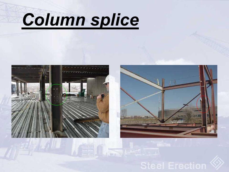 Column splice