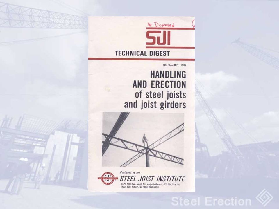 Steel Joist Institute