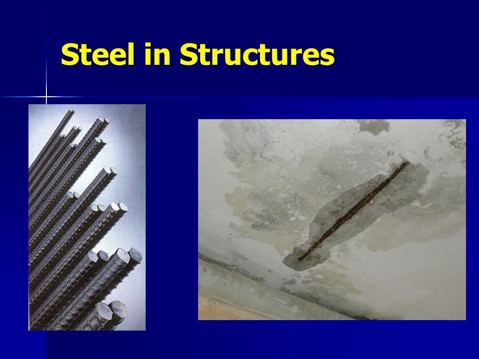 Steel in Structures