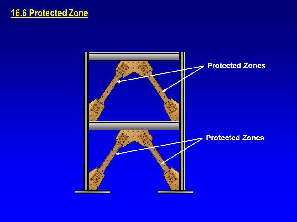 16.6 Protected Zone Protected Zones Protected Zones