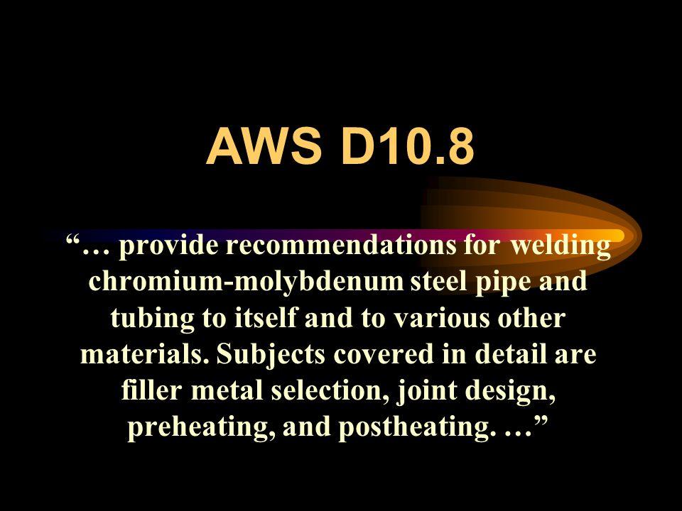 AWS D10.8