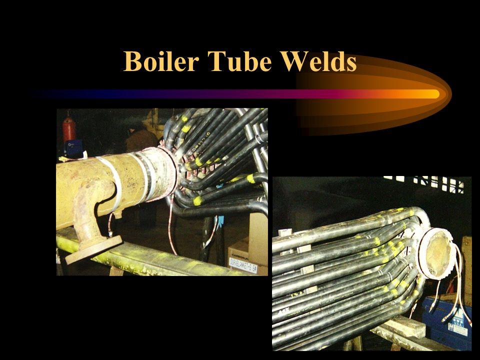 Boiler Tube Welds