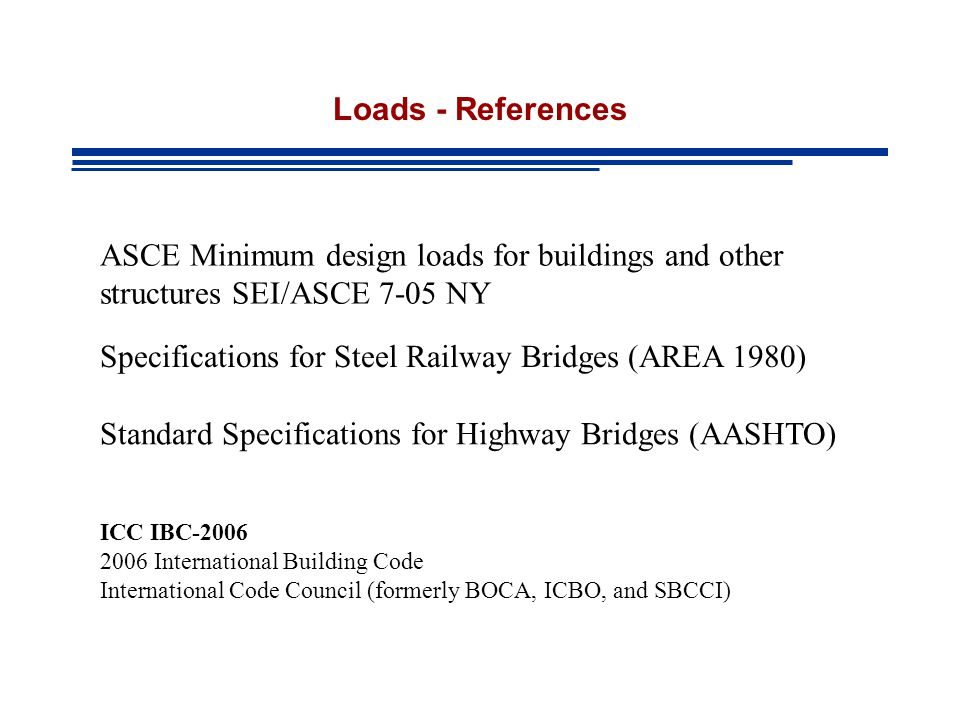 Specifications for Steel Railway Bridges (AREA 1980)