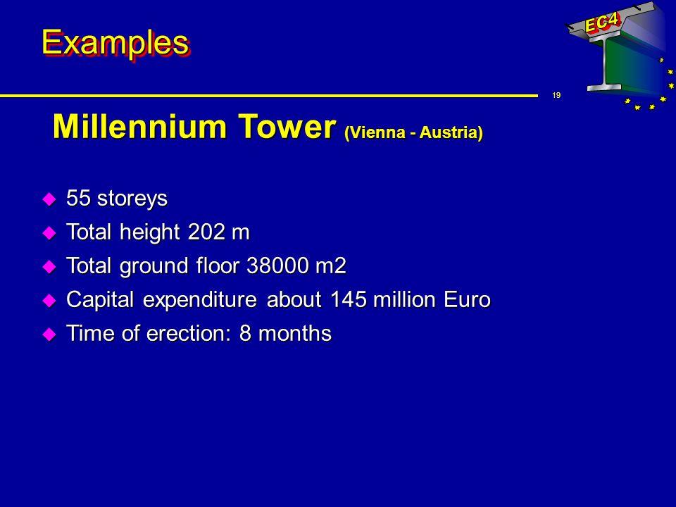 Millennium Tower (Vienna - Austria)
