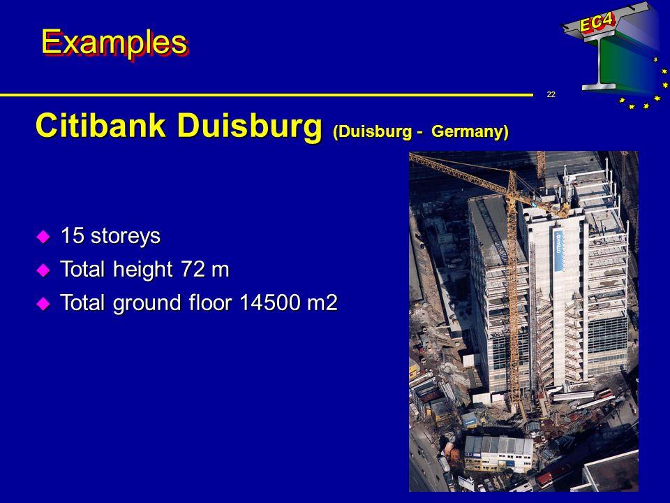 Citibank Duisburg (Duisburg - Germany)