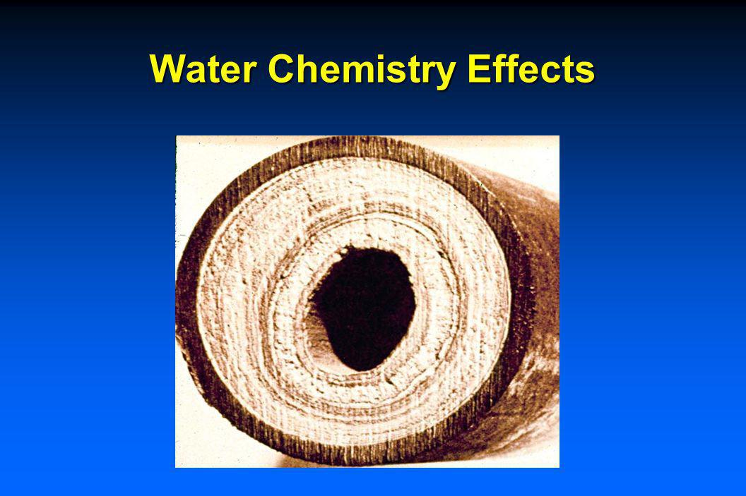 Corrosion Of Carbon Steel In Water