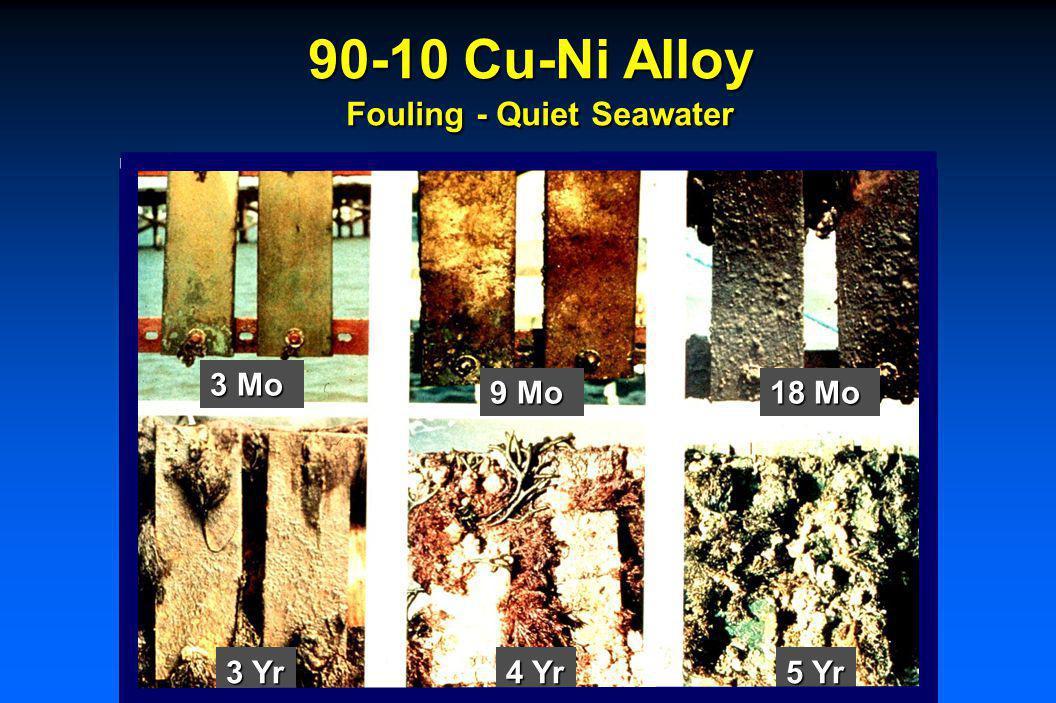 90-10 Cu-Ni Intake Piping Desalination Plants