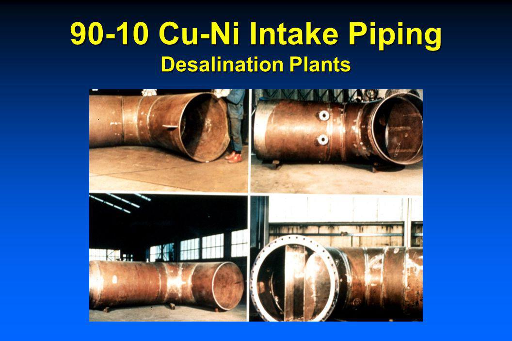 Seawater Piping Systems