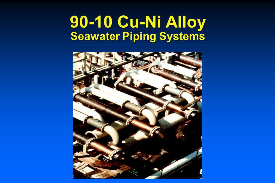 Seawater Heat Exchangers