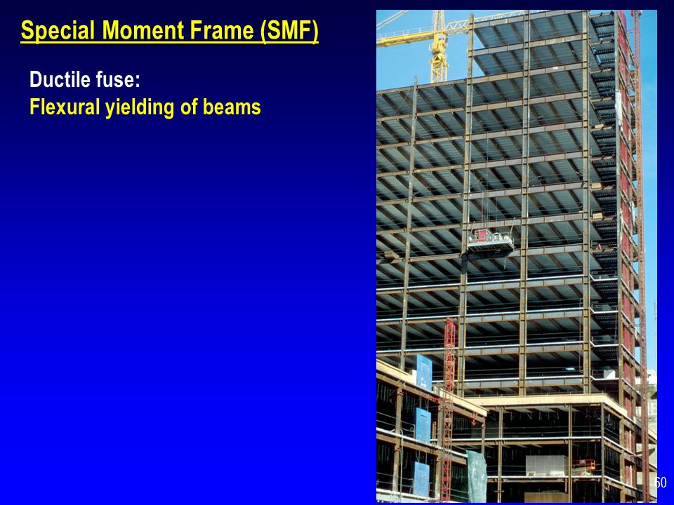 Special Moment Frame (SMF)