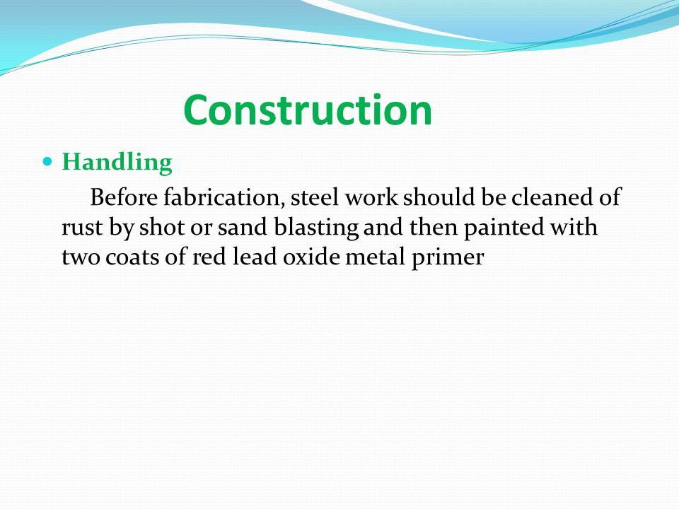Construction Handling