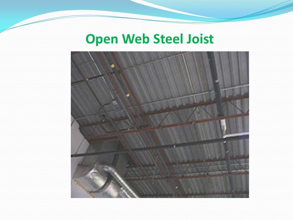 Open Web Steel Joist