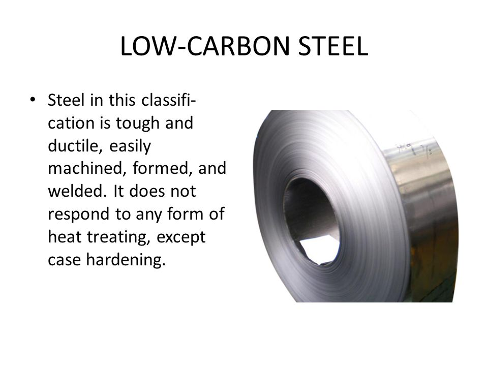 LOW-CARBON STEEL
