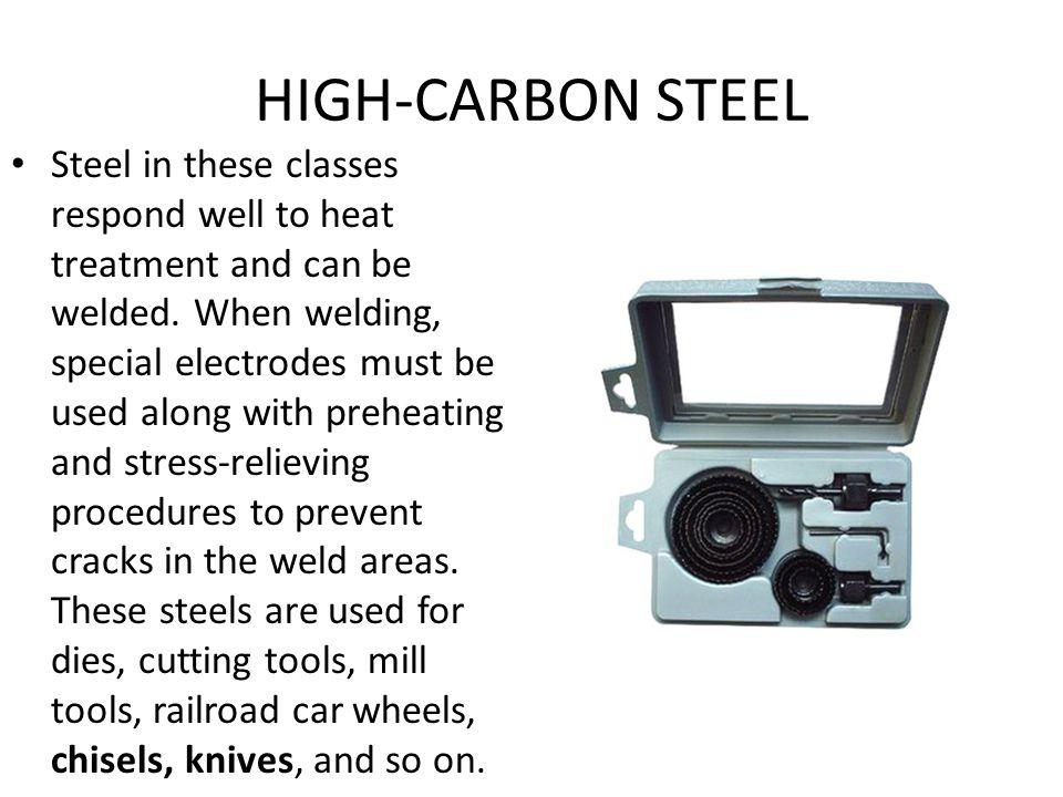 HIGH-CARBON STEEL