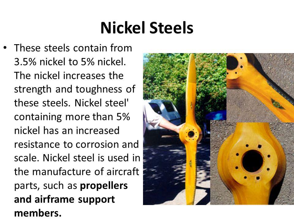 Nickel Steels
