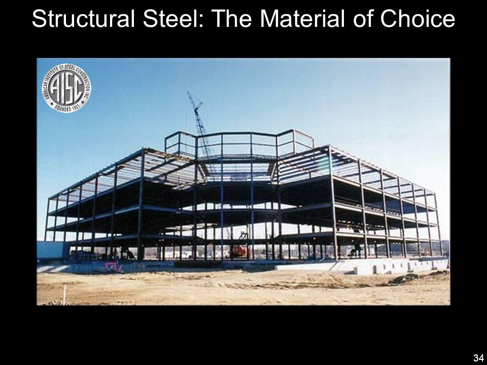 Structural Steel: The Material of Choice