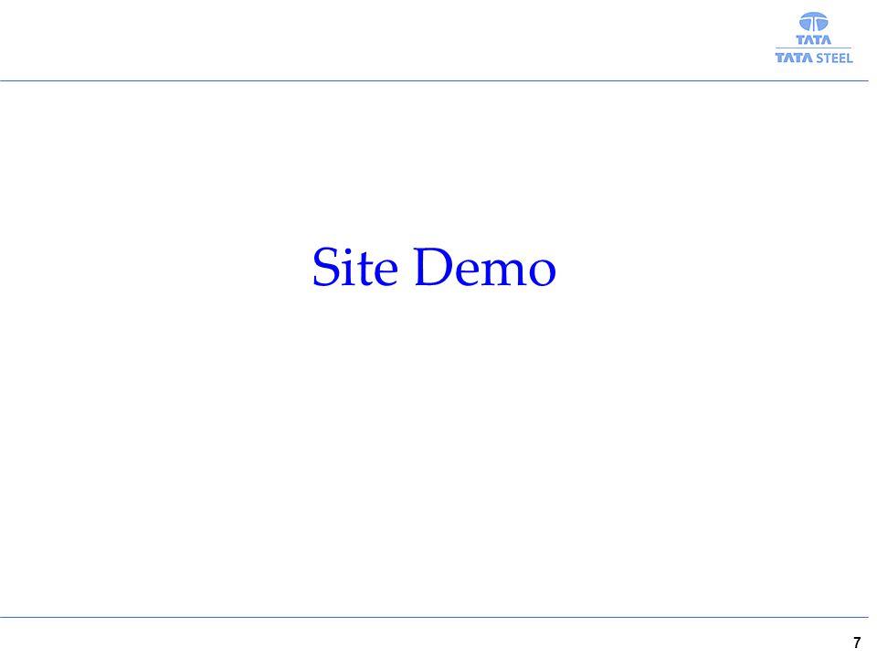 Site Demo 7