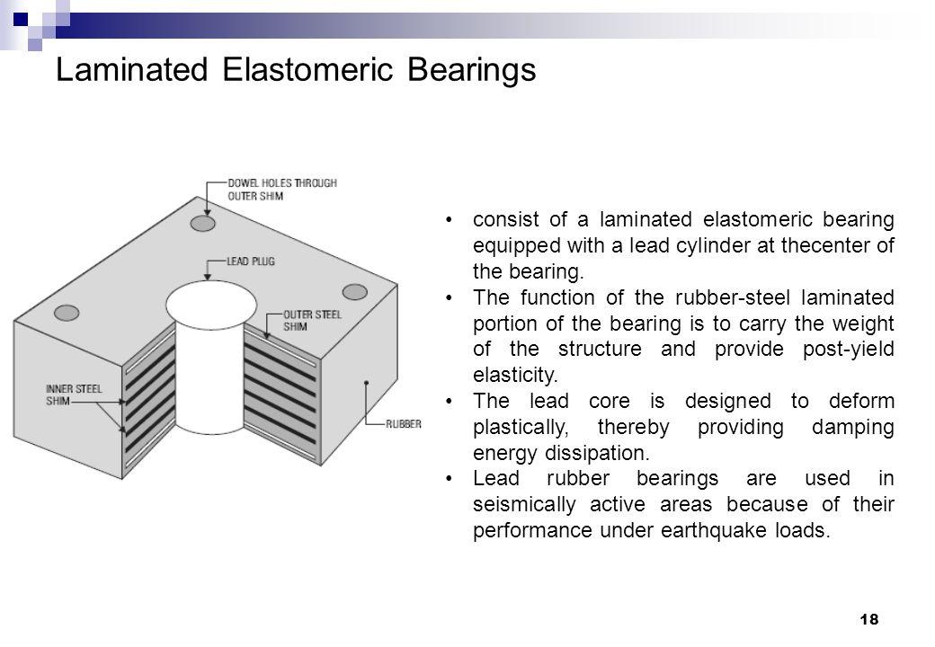 Laminated Elastomeric Bearings