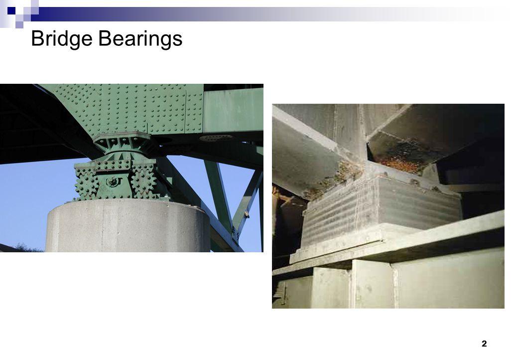 Bridge Bearings